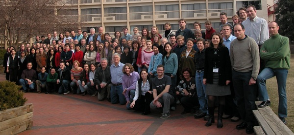 2004 Workshop group picture.